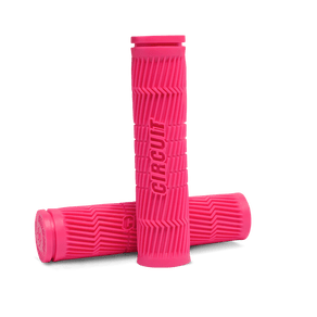 MANOPLA CIRCUIT FLASH - ROSA FLUOR